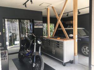 midorinonakano_garage_house